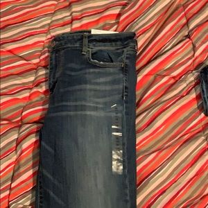 Super Stretch Jeggings from American Eagle.